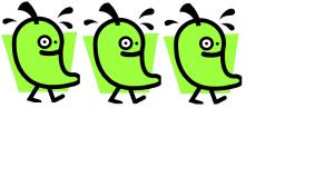 3 Jalepenos