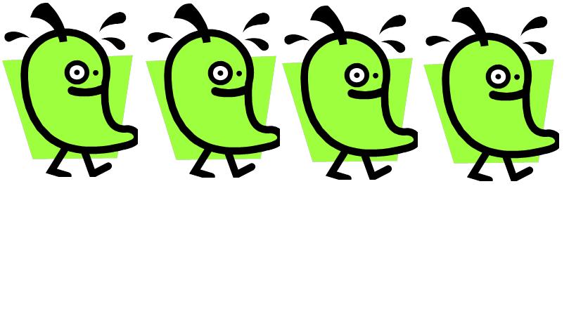 4 Jalepenos
