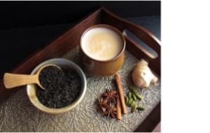 %name Discover a Chai Latte read