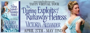 %name The Daring Exploits of a Runaway Heiress   Excerpt & Giveaway
