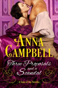 %name A decadent Anna Campbell Sons of Sin novella rich with seduction, pleasure and scandal.