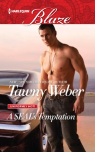 %name A **Spicy Latte** for A SEALs Temptation by Tawny Weber