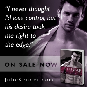 %name A **Spicy Latte** for J. Kenner   her latest Stark Novel sizzles!
