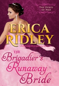 %name The Brigadiers Runaway Bride   review, giveaway and excerpt!