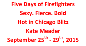hot in chicago banner
