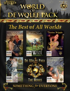 %name Lone Wolfe Barbara Devlin Giveaway Winners Posted!