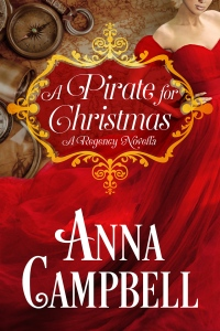 %name A Scottish pirate from Anna Campbell is the perfect way to kick off your holiday reading!