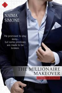 %name The Millionaire Makeover by Naima Simone