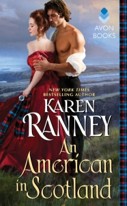 %name An American in Scotland Review, Excerpt and Giveaway.