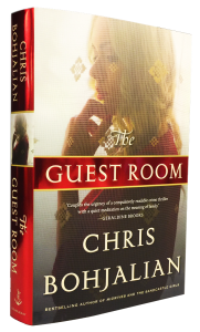 %name Chris Bohjalian   The Guest Room, Tantalizing Tidbits, giveaway &more!