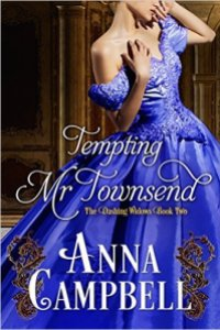%name Happy Book Birthday Tempting Mr. Townsend   another must read from Anna Campbell!