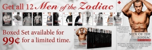 %name Happy Book Birthday Men of the Zodiac   Dont miss this Celestial Collection!