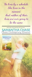 %name Final Day of Samantha Chase Blitz   Love Walks In Review & Giveaway