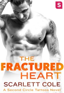 The Fractured Heart cover high def