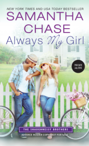 %name Samantha Chase Blitz Day 3: Always My Girl   review, excerpt and more!
