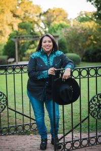 Author Hildie McQueen