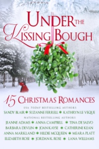 %name Under the Kissing Bough Blitz Day 1